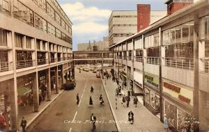Postcard 1960's Castle Market, SHEFFIELD by F. Frith & Co. Ltd #S