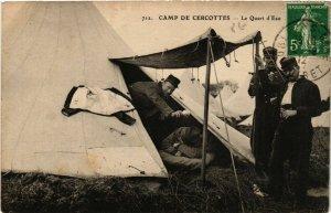 CPA Le Camp de Cercottes - Le Quart d'Eau (632030)