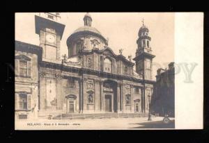 039499 ITALY Milano Chiesa di S.Alessandro ester Vintage NPG