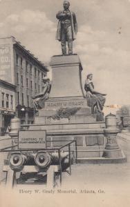 ATLANTA , Georgia , 1901-07: Henry W. Grady Memorial