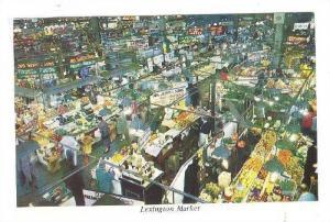 Lexington Market, Lexington & Eutaw Streets, Baltimore, Maryland, 1970-1980s