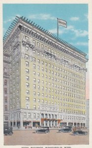 MINNEAPOLIS, Minnesota, 1910s; Hotel Radisson