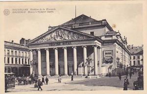 Theatre De La Monnaie, Bruxelles, Belgium, 1900-1910s