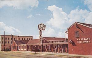 Carriage Inn Motel, Atlantic Ave., Virginia Beach, Virginia 1970