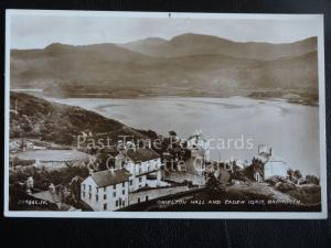 c1930 RP - Orielton Hall and Cader Idris, Barmouth