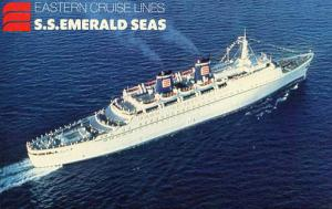 Eastern Cruise Lines - SS Emerald Seas