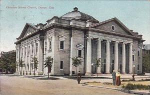 Christian Science Church Denver Colorado 1910