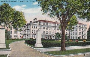 MOBILE , Alabama , 1930-40s ; Providence Hospital