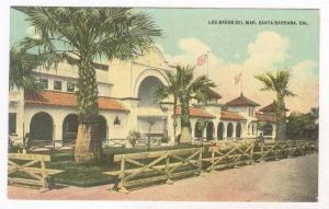 Los Banos Del Mar, Santa Barbara, California, 1900-1910s