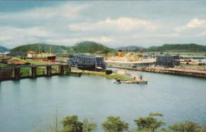 Miraflores Locks , Panama Canal , 50-60s