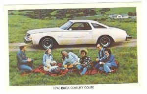 1976 Buick Century Coupe, Fisher Pont-Buick Inc., Putman, Connecticut, 70s