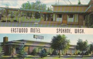Washington Spokane Eastwood Motel