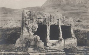 RP: CORINTH , Greece , 1900-10s ; The Fountain of Glauke