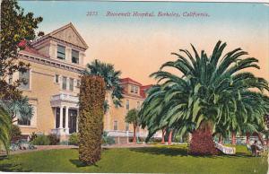 Roosevelt Hospital, BERKELEY, California, 00-10s