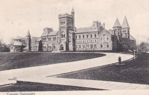 TORONTO, Ontario, Canada, 1900-1910s; Toronto University