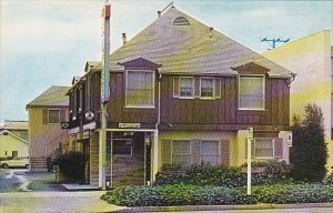 Ivy Motel Hollywood California