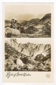 RP, 2Views, Giants Castle, & Main Gorge, Drakensberg, South Africa, 1920-1940s