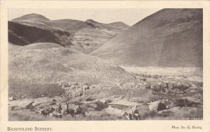 Basutoland (now LESOTHO) , 20-30s ; Cattle ranchers with guns