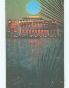 Pre-1980 CONTEMPORARY RESORT AT DISNEY WORLD Kissimmee - Orlando FL E3817