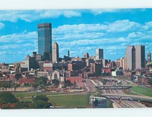 Unused Pre-1980 PANORAMIC VIEW Minneapolis Minnesota MN hp3430