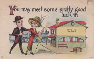 Montana Wilsall Romantic Couple You May Meet Some Pretty Good Luck 1915