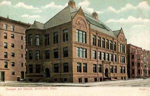 MA - Boston. Normal Art School circa 1900