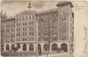 Waldo Hotel , CLARKSBURG , West Virginia , PU-1908