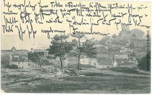 VINTAGE POSTCARD FRANCE - Alpes-Maritimes : CANNES 1904