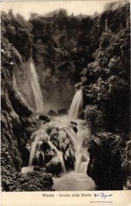 CPA TIVOLI Grotta della Sibilla ITALY (545472)