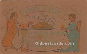 Thanksgiving 1918