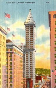 Washington Seattle The Smith Tower