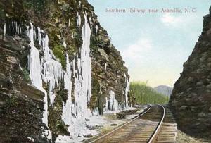 NC - Asheville, Southern Railway