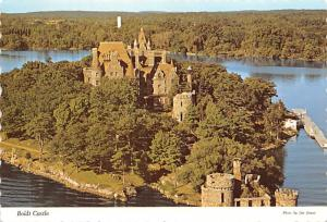 Thousand Islands, New York - Boldt Castle