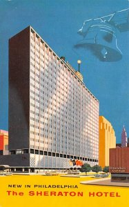 The Sheraton Hotel Philadelphia Pennsylvania, PA