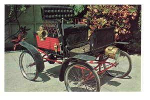 1899 Locomobile Steamer, Antique Automobile, Cars & Music of Yesterday, Florida