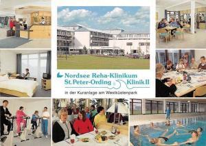 Nordsee Reha-Klinikum St. Peter-Ording Klinik II Kuranlage am Westkuestenpark