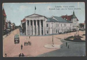 113514 Serbia SUBOTICA Theatre Vintage PC