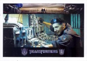 TRANSFOMERS,  Set 2   8  / 12, Modern
