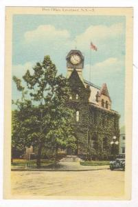 Post Office, Liverpool, N.S., Canada 30-50s