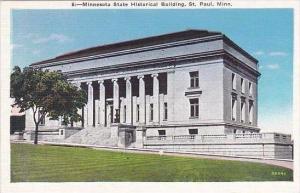 Minnesota Saint Paul Minnesota State Historical Historical Building