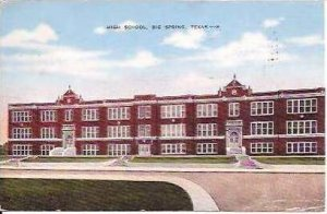 TX Big Spring High School 1946