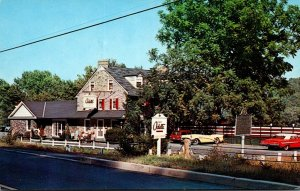 Pennsylvania New Hope Chez Odette French Country Restaurant