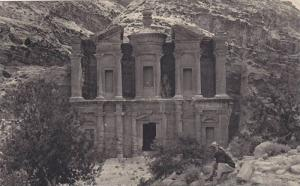 Petra , Jordan , 00-10s ; The temple called ed Deir