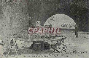 Modern Postcard The mattress-small Parisian trades