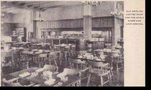 Michigan Dearborn The Deerborn Inn Old English Coffee Shop Albertype