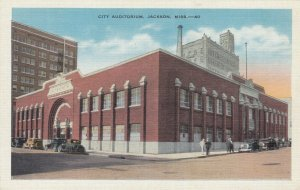 JACKSON , Mississippi, 1910s-30s ; City Auditorium