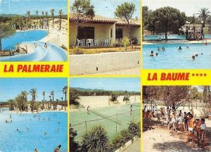 France La Palmeraie La Baume Camping Caravaning Frejus
