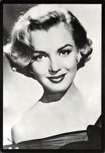 Marilyn Monroe Movie Poster Postcard