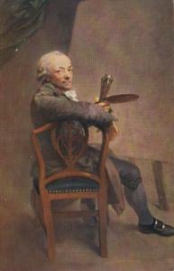 Anton Graff Selbstbildnis Self Portrait Dresden