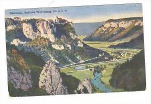 Donautal, Schloss Werenwag, PU-1916